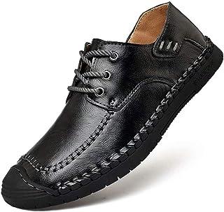 [aemax] 革靴 メンズ ビジネスシューズ 紳士靴 カジュアルシューズ メンズシューズ オールシーズン 軽量 クッション性 就活