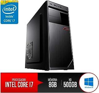 PC Intel Core i7 até 3,80 GHz, 8GB RAM DDR3, HD 500GB Sata Melhor Preço!!