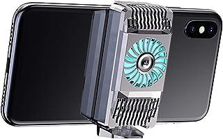 Haokaini Refrigerador del Teléfono Ventilador USB Enfriador de Agua Teléfono Móvil Radiador Controlador del Juego Juegos Juegos Disipador Térmico Disipador de Calor