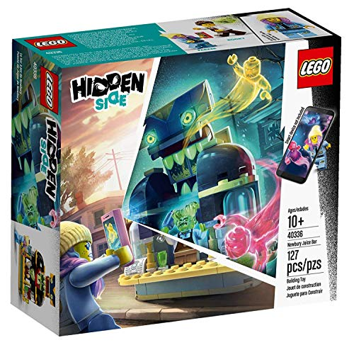 LEGO Hidden Side - Il Juice Bar di Newbury - Set 40336