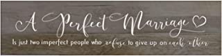 Marriage Quote Two Imperfect