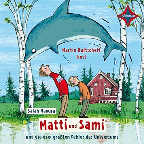 Matti und Sami und die drei größten Fehler des Universums Titelbild