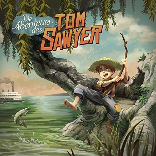 Die Abenteuer des Tom Sawyer audiobook cover art