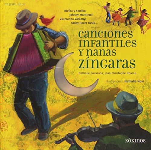 Canciones infantiles y nanas zíngaras