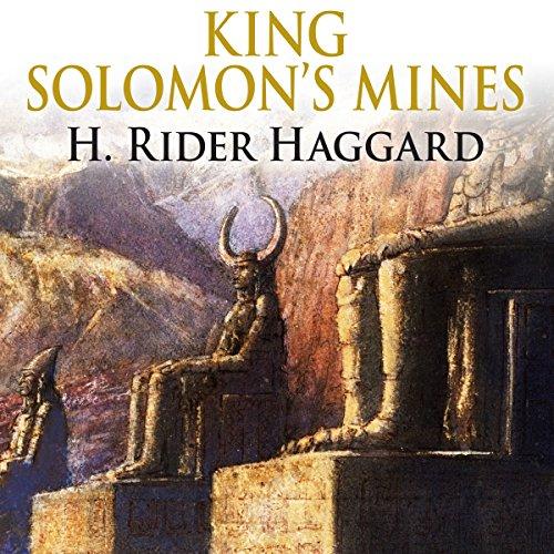 King Solomon's Mines  Audiolibri