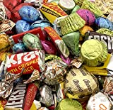 Chocolate Candy Assortment REESE'S Cups, KISSES, HERSHEY'S Miniatures, and More - Bulk 4 Lbs