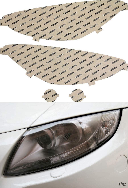 Lamin-x Custom Lighting Assemblies  Accessorie  Fit Tint Headlight Covers for Mazda 2 11-14