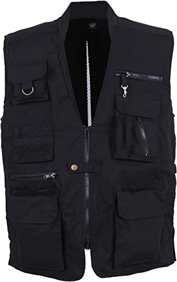 Amazon.com : Rothco Plainclothes Concealed Carry Vest : Sports & Outdoors