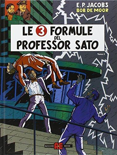 Le tre formule del professor Sato (Vol. 2)