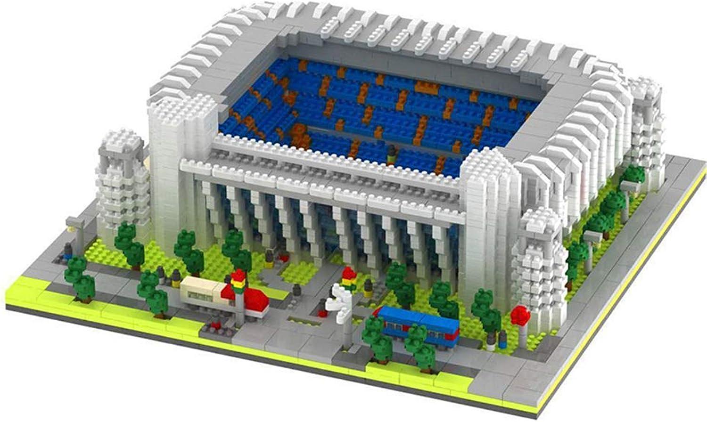 tomar hasta un 70% de descuento Yyz Serie arquitectónica Rompecabezas de partículas Pequeñas, Pequeñas, Pequeñas, Diamantes ensamblados, Juguetes de Bricolaje para Niños Campo de fútbol Real Madrid Regalo de cumpleaños  alta calidad