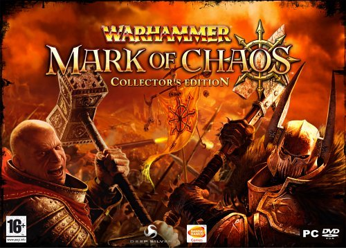 Warhammer: Mark of Chaos Collectors Edition (PC DVD) by Deep Silver