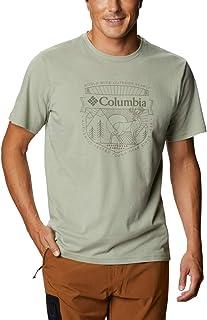 تي شيرت بلاف ميسا 2 مزين برسومات للرجال من كولومبيا