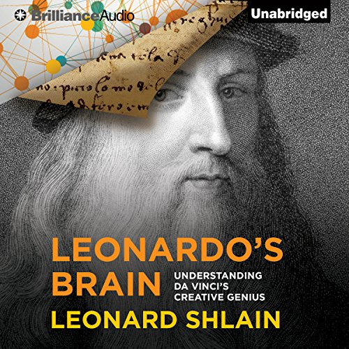 Leonardo's Brain cover art