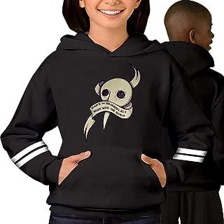 Cherry Anderson Kid's/Youth Hoodie Evangelion - Nerv Quote Sachiel Mask Kids Hooded Sweatshirt for Boys/Girls