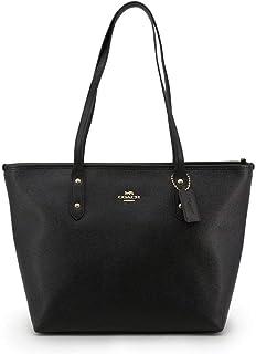 Coach Bag (Tote Bag) F58846 Leather Tote Bag