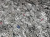 Pop Tabs Direct 5000+ Pop Tabs in Bulk Soda Can Tops - Great for Charity & Crafts!
