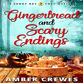 Gingerbread and Scary Endings cover art