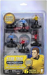 Wizkids CMG  Star Trek HeroClix Away Team The Original Series Starter Set