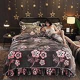 L.TSN Bedding Digital 3D Quattro Set di Commercio Estero transfrontaliero e-Commerce Ebay Bed@06_1.8m Letto (3 Pezzi)