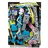 Monster High Frankie Pelo Monstruoso