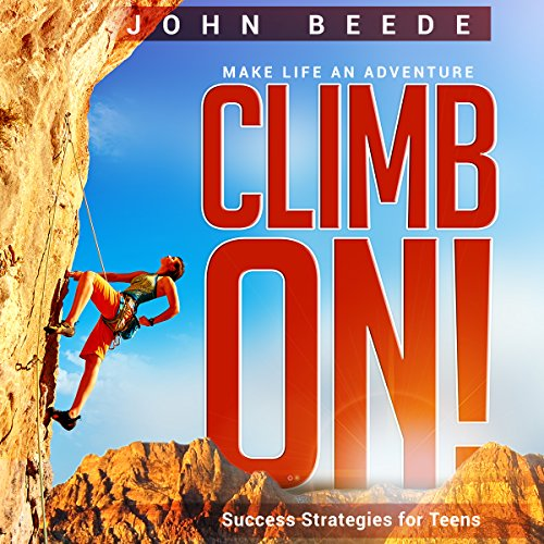 Climb On! audiobook cover art