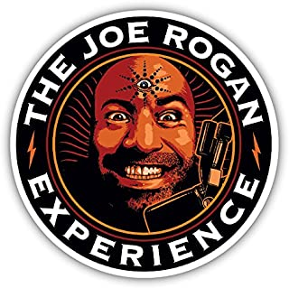 Joe Rogan Experience Decal Sticker Podcast