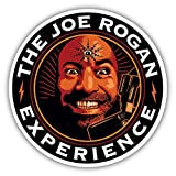 Joe Rogan Experience Decal Sticker Podcast