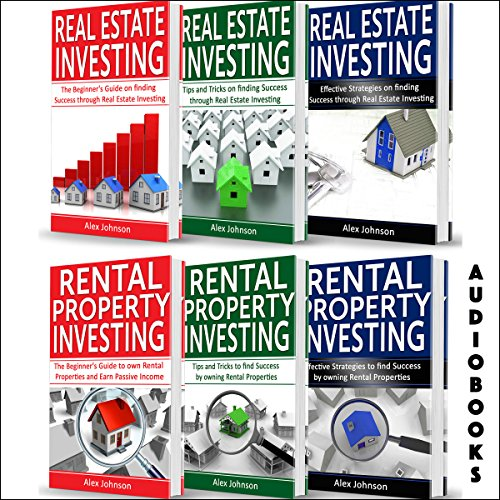 Real Estate Investor: 6 Books in 1  By  cover art
