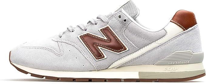 New Balance 996 Sneaker Grigio da uomo CM996BB