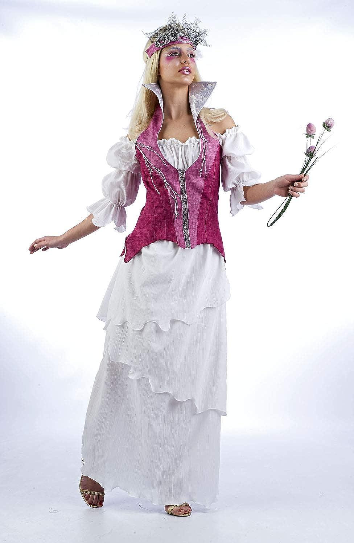 ventas directas de fábrica Limit Sport Disfraz Medieval DE DE DE Invierno Tallas DE Mujer (Talla L)  te hará satisfecho