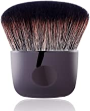 Face Body Flat Kabuki Brush Highlighting Contouring Buffing Makeup Brush for Cream Powder Liquid Foundation Bronzer Blush Concealer Soft Dense Fluffy