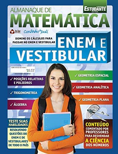 Matemática: Almanaque do Estudante Extra Edição 26 (Portuguese Edition)
