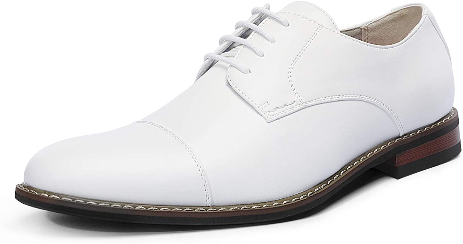 Buy DREAM PAIRS Bruno Marc Moda Italy Men's Prince Classic Modern Formal  Oxford Wingtip Lace Up Dress Shoes Online in Indonesia. B08CZDSC2H