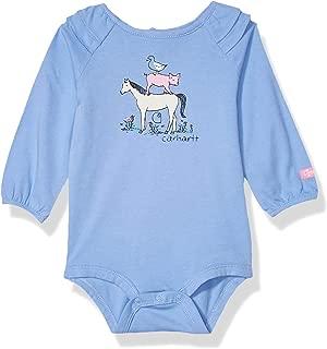 Baby Girls Long Sleeve Bodyshirt