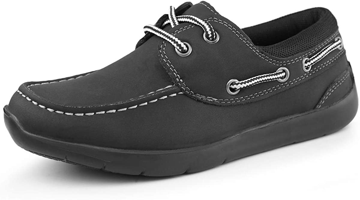 Hawkwell Kids Washington Mall Boys Loafers Casual Kid Shoes Max 83% OFF Little Boat Toddler