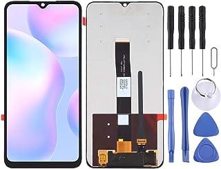 携帯電話交換用液晶ディスプレイ for Xiaomi Redmi 9A / Redmi 9C用のLCDスクリーンとデジタイザーフルアセンブリ
