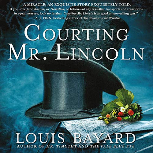 Courting Mr. Lincoln cover art