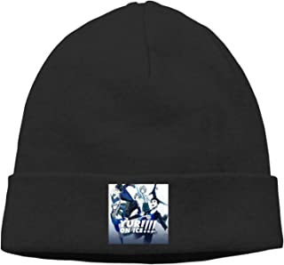 Yuri On Ice Unisex Beanies Caps, Choose Your Weapon Gamer Skull Hats Soft Fashion Hedging Cap for Men Women