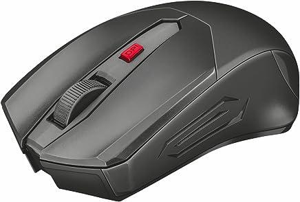 Trust Ziva Mouse Gaming Wireless, Nero - Trova i prezzi più bassi