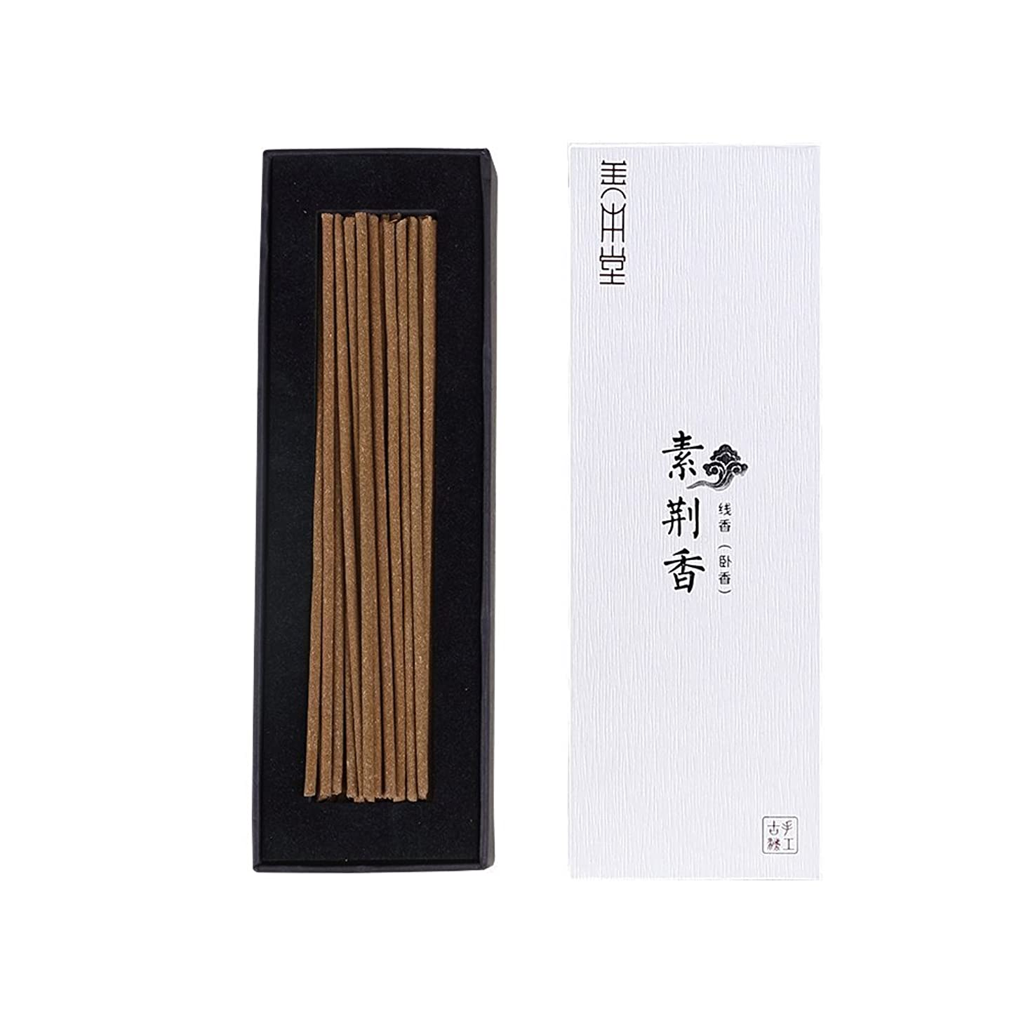 羊の服を着た狼パトロンパーチナシティshanbentang Incense Sticks Classical Chinese Incense、古代の知恵、アロマの千年前5.5in