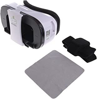 Niceskin FiiT VR 2S Virtual Reality Headset 3D Glasses VR Box for Smartphone 4.0-6.5 Inch