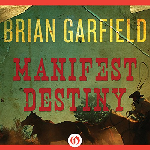 Manifest Destiny  By  cover art