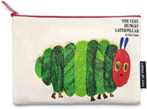 Out of Print World of Eric Carle, The Very Hungry Caterpillar Pouch