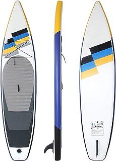 """Uppblåsbar paddlebräda,SUP-surfbrädeset,6""""tjock,kajak,för alla nivåer vuxna barn,med tillbehör luftpump,ryggsäck,fen,alumi..."""
