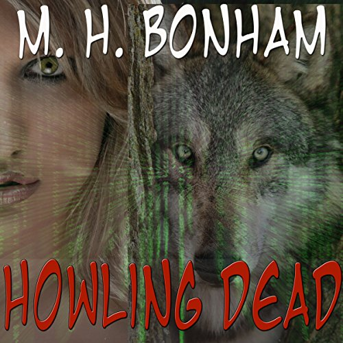 Howling Dead audiobook cover art