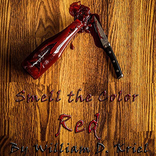 Smell the Color Red  By  cover art