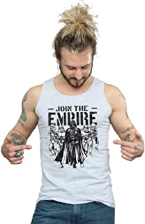 Star Wars Men's Support The Troops Tank Top