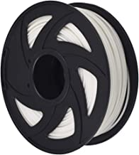 3D Printer Filament - 1KG (2.20 lbs) The Diameter of 3 mm, Dimensional Accuracy PLA Multiple Color, Luminous