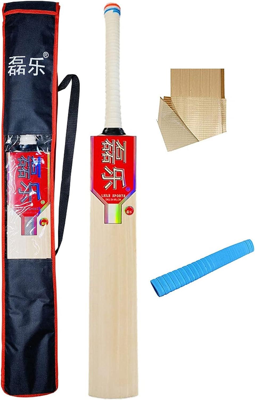 HWLL Cricket Finally resale start Bat English Willow Outlet SALE Set T for Wood Women