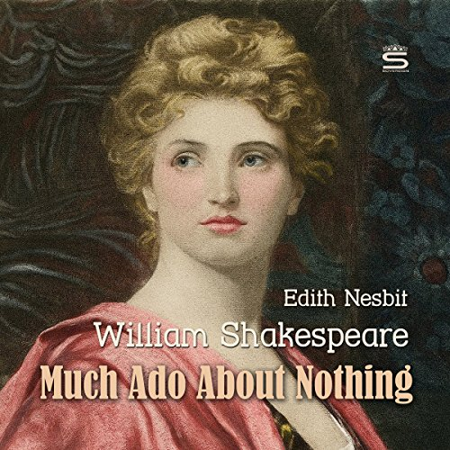 Much Ado About Nothing audiobook cover art